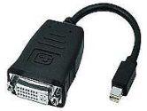 SIIG Mini DisplayPort to DVI Active Adapter - DVI (SIIG: CB-DP1711-S1)