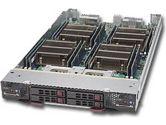 Supermicro Superblade SBI-7228R-T2X 2XLGA2011 DDR4 ECC C602 2SATA 2.5in 10GbE IPMI (SuperMicro: SBI-7228R-T2X)