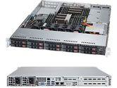 Supermicro 1028R-WTRT 1U Intel Xeon 2XLGA2011 DDR4 10SATA 2.5in 2PCIE 2GBE IPMI 700w 1+1 (SuperMicro: SYS-1028R-WTRT)