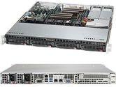 Supermicro 6018R-MTR Intel Xeon E5 2XLGA2011 C612 DDR4 ECC 4SATA PCIe DOM 2GBE IPMI 400W 1+1 (SuperMicro: SYS-6018R-MTR)