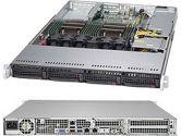 Supermicro 6018R-TDW 1U Xeon E5 2XLGA2011 C612 DDR4 ECC 4SATA 3PCIE IPMI DOM 2GBE 600W (SuperMicro: SYS-6018R-TDW)