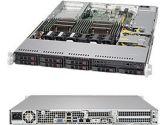 Supermicro 1028R-TDW 1U Xeon E5 2XLGA2011 C612 DDR4 ECC 8SATA 2.5in 3PCIE IPMI 2GBE 600W (SuperMicro: SYS-1028R-TDW)