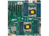 Supermicro Motherboard MBD-X10DRI-O LGA2011 E5-2600V3 C612 DDR4 PCI-EXPRESS SATA E-ATX (SuperMicro: MBD-X10DRI-O)
