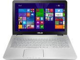 ASUS N551JK Intel Core I7-4710HQ 12GB 1TB HDD 15.6in FHD GTX850 4GB Blu-Ray Windows 8.1 Notebook (ASUS: N551JK-DH71-CA)