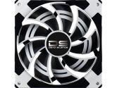 AeroCool DS Extreme Cooling 120mm 1500RPM 81.5CMF 23.1DBA Case Fan - White (AeroCool: DS-120mm White)