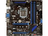 MSI Z97M-G43 mATX Z97 LGA1150 DDR3 SATA3 2PCI-E16 2 PCI-E1HDMI DVI USB3.0 Motherboard (MSI: Z97M-G43)