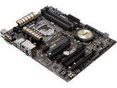 ASUS Z97-E ATX LGA1150 DDR3 2PCI-E16 3PCI-E1 2PCI CrossFireX/SLI SATA3 USB3.0 DVI HDMI Motherboard (ASUS: Z97-E)
