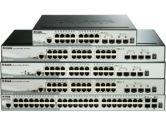 D-LINK DGS-1510-28X 24PORT SmartPro Gigabit Switch W/4 10G SFP+  RACK-MOUNTABLE (D-Link: DGS-1510-28X)