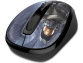 Microsoft Wireless Mobile Mouse 3500 Halo Limited Edition - MAC/WIN USB Port (Microsoft: GMF-00414)