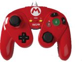 Wired Fight Pad for Wii U - Mario (PDP: 085-006-MA)