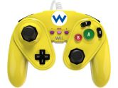 Wired Fight Pad for Wii U - Wario (PDP: 085-006-WA)