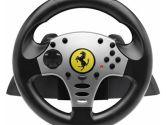 Thrustmaster Ferrari Challenge Racing Wheel - PS3 (THRUSTMASTER: 4160525)