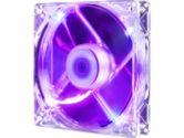 Xigmatek Clf Series 120mm Purple LED Crystal Fans 29.248 CFM 25 dbA (Xigmatek: CFS-SXGJS-PU1)