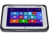 Panasonic Cto Toughpad FZM1 7in Touch Intel I5-4302Y 8GB 128GB SSD WIN7/8.1 Pro French Tablet (Panasonic Toughbook: FZM1CEECXMF)