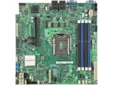 Intel Xeon E3-1200 LGA1150 DDR3 SATA 2GBE mATX Server Motherboard (Intel Server Products: DBS1200V3RPS)