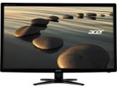 Acer GN246HL Bbid 24IN 3D LED Gaming Monitor 1920x1080 144HZ 1ms VGA DVI HDMI (Acer: UM.FG6AA.B01)