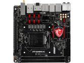 MSI Z97I Gaming Ack mITX LGA1150 Z97 DDR3 1PCI-E16 1PCI-E SATA3 HDMI DVI USB3.0 Motherboard (MSI: Z97I GAMING ACK)