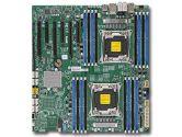 Supermicro MBD-X10DAI-O LGA2011 E5-2600V3 C612 DDR4 PCI-EXPRESS SATA E-ATX (SuperMicro: MBD-X10DAi-O)