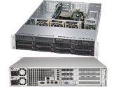 Supermicro 5028R-WR 2U Xeon LGA2011 DDR4 8SATA 5PCIE 2GBE IPMI 500W 1+1 (SuperMicro: SYS-5028R-WR)
