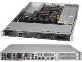Supermicro 6018R-WTR 1U 2XLGA2011 DDR4 4XSATA 3PCIE 2GBLAN IPMI 700w 1+1 Server (SuperMicro: SYS-6018R-WTR)