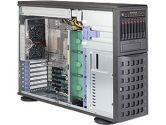 """Supermicro 7048R-C1RT4 Tower Xeon E5 2XLGA2011 C612 DDR4 8SATA 8SAS 2.5"""" 7PCIE IPMI 2GBE 920W 1+1 (SuperMicro: SYS-7048R-C1R)"""