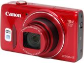 Canon SX600 HS 9342B001 Digital Camera (Canon USA: 013803238655)