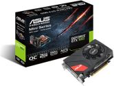 ASUS GeForce GTX 960 Mini 1253MHZ 2GB GDDR5 DVI-I HDMI 3XDISPLAYPORT PCI-E Video Card (ASUS: GTX960-MOC-2GD5)