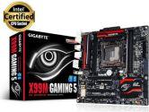 Gigabyte Motherboard GA-X99M-GAMING 5 Core I7/I5/I3 LGA2011-3 X99 DDR4 8XDIMM USB Microatx Retail (Gigabyte: GA-X99M-GAMING 5)