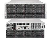 Supermicro SSG-6048R-E1CR36L 4U DP Haswell 36 Drive SAS3 LSI 3008 It Mode DDR4 E5-2600V3 (SuperMicro: SSG-6048R-E1CR36L)
