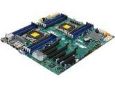 Supermicro X10DRI-T 2XLGA2011 DDR4 C612 10SATA 6PCIE IPMI 2GBE Motherboard (SuperMicro: MBD-X10DRI-T-O)