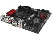 MSI B85M Gaming mATX LGA1150 B85 DDR3 2PCI-E16 2PCI-E1 SATA3 USB3.0 HDMI DVI DP VGA Motherboard (MSI: B85M GAMING)