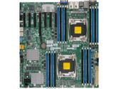 Supermicro X10DRH-iT Intel Xeon 2xLGA2011 C612 DDR4 10SATA 7PCIE 10GBLAN EATX Motherboard (SuperMicro: MBD-X10DRH-iT-O)