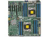 Supermicro X10DRH-i Intel Xeon 2xLGA2011 C612 DDR4 10SATA 7PCIE 2GBE EATX Motherboard (SuperMicro: MBD-X10DRH-i-O)