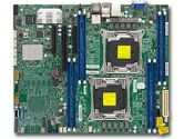 Supermicro X10DRL-iT Intel Xeon 2xLGA2011 C612 DDR4 6SATA 3PCIE 2GBE 10GBLAN ATX Motherboard (SuperMicro: MBD-X10DRL-iT-O)