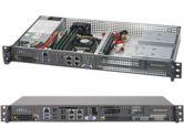 Supermicro 5018D-FN4T 1U Xeon D-1540 DDR4 4SATA PCIe 2GBE 2X10GBE IPMI 200W (SuperMicro: SYS-5018D-FN4T)