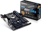 Gigabyte B85-HD3 ATX B85 LGA1150 DDR3 1PCI-E16 2PCI-E1 1PCI HDMI Xfire SATA3 USB3.0 Motherboard (Gigabyte: GA-B85-HD3)