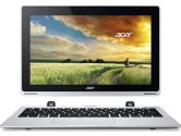 Acer Aspire Switch 11 Intel Atom Z3745 1.33G 2GB 64GB 2-IN1 IPS 11.6in Win 8.1 Pro Notebook Silver (Acer: NT.L67AA.006)