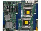 Supermicro X9DRL-EF Xeon 2XLGA2011 DDR3 ECC 6SATA 4PCIE 2GBLAN IPMI ATX Motherboard (SuperMicro: MBD-X9DRL-EF-O)
