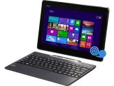 ASUS Notebook T100TAF-DH13T-CA Bay TRAIL-T Z3735G 1GB 32GB+500GB W10.1IN INDOWS8.1 1-YR OFFICE365 (ASUS: T100TAF-DH13T-CA)
