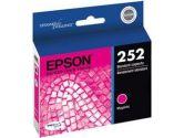 EPSON DURABRITE ULTRA MAGENTA INK CARTRIDGE (Epson: T252320)