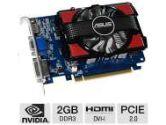 ASUS NVIDIA GEFORCE GT730PCIE 2.0OPENGL 4.32048MB GDDR3902MHz64bit2560x1600Nat (ASUS: GT730-2GD3-CSM)