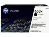 HP 653X High Yield Black Original LaserJet Toner Cartridge (HP Consumer: CF320X)