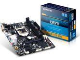 GIGABYTE H81M-S2H GSM Core I7/I5/I3 H81 LGA1150 DDR3 PCI Express SATA USB MICRO-ATX R Motherboard (Gigabyte: GA-H81M-S2H GSM)