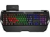 G.SKILL Ripjaws KM780 RGB Mechanical Gaming Keyboard Cherry MX Brown Switches (G.Skill: GK-KCL1C3-KM780S10NA)