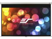 ELITE SCREENS 150IN 90INX120IN MANUAL PULL PROJECTOR SCREEN (ELITE SCREENS: M150XWV2)