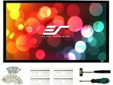 ELITE SCREENS 100IN 49INX87IN FIXED FRAME PROJECTOR SCREEN (ELITE SCREENS: ER100WH2)