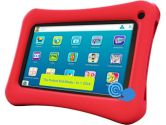 HIPSTREET PLAYPAL 9inch Tablet for kids - Red. Wifi. 8GB. Dual Core. Child safe (HIPSTREET: 9DTB7A-8PPRD)
