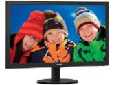 Philips 223V5LSB/27 21.5in LED Monitor 1920x1080 5ms VGA DVI (PHILIPS: 223V5LSB/27)