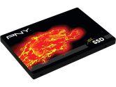 PNY SSD SSD7CS2111-480-RB 480GB CS2100 XLR8 SSD 2.5inch SATA III 6Gbps (PNY Technologies Inc: SSD7CS2111-480-RB)