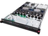 "Lenovo Thinkserver RD550 Xeon E5-2609 V3 8GB DDR4 4X 3.5"" Hot-Swap DVDRW 750W PSU 3YR Onsite Server (Lenovo Server & Workstations: 70CV001CUX)"